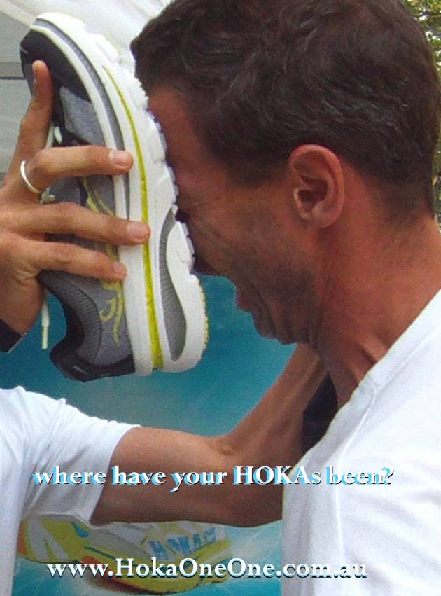 Where have your HOKAs been?