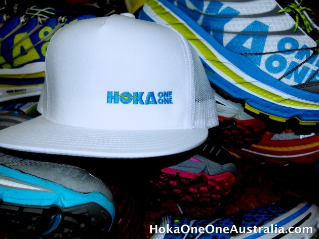 Entertain, inform, or completely blow our minds in 30 words or less and this Ltd Ed. Hoka OneOne cap could be yours.