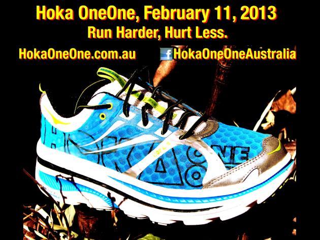 hoka share 2013