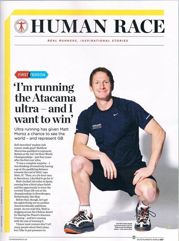 Another inspiring ultra running story.