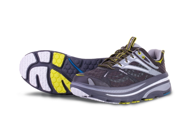 New for Australian runners, the Spring/Summer 2013 edition of the Bondi 2, breathable with a tougher upper, more padding behind the Achilles, and the same super-comfortable underfoot feel that defines every shoe from Hoka OneOne.