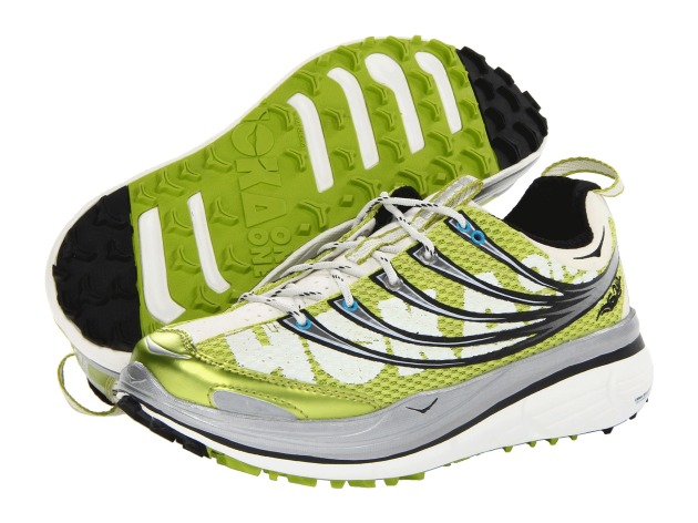 The new women's Kailua Trail, in Lime/Silver/White USW6-11. On shelves and running feet this week.