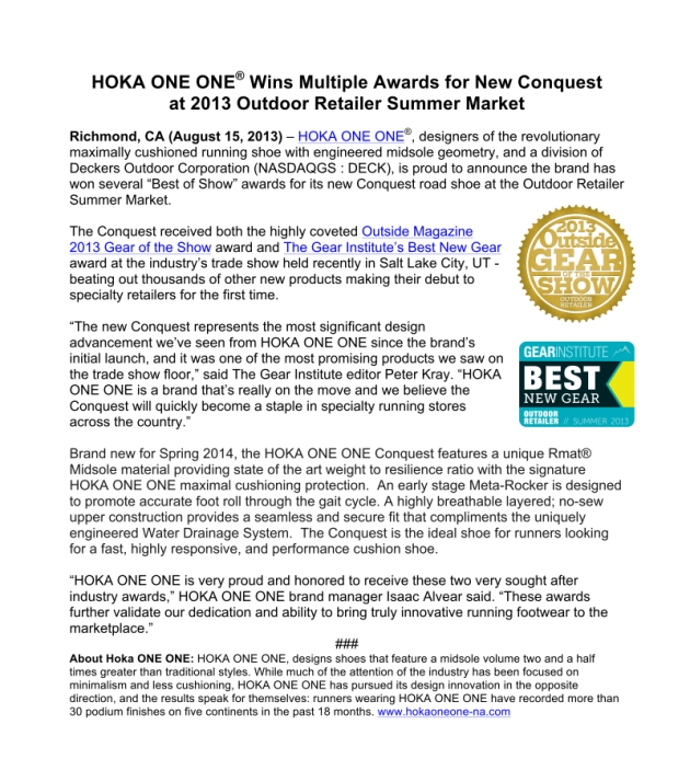 Hoka best in show